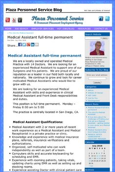 121 Best Medical Assistant Job Opportunities In San Diego Images