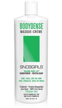 Snobgirls Bodydense Maque-creme Conditioner 33.8oz ** Check this awesome product by going to the link at the image.