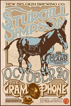 Event does not exist Sturgill Simpson, Honky Tonk, October 20, Concert Posters, Playing Guitar, St Louis, Musicals, Wallpaper, Holiday