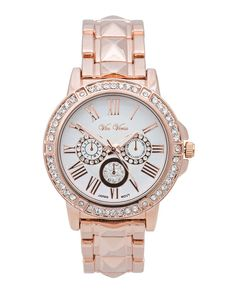 The Pink Lady Watch by JewelMint.com, $39.99