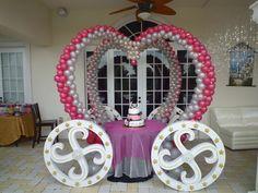 Cake table decoration. www.dreamarkevents.com