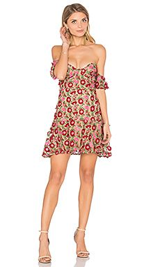 Shop for For Love & Lemons Amelia Strapless Mini Dress in Rosebud at REVOLVE. Free 2-3 day shipping and returns, 30 day price match guarantee.