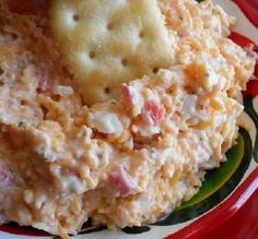 Recipe of the Day: Pimiento Cheese