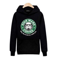 Your Empire Needs you in Star Wars Mens Long Sleeve Hoodies Mens Hip Hop Hoodies…