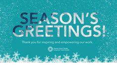Season's Greetings! Cancer, Events, Seasons, Inspiration, Biblical Inspiration, Seasons Of The Year, Inhalation