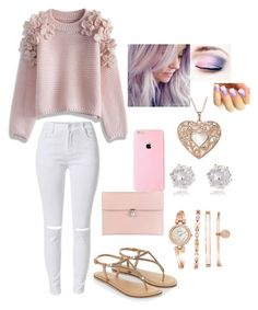 Designer Clothes, Shoes & Bags for Women Really Cute Outfits, Cute Teen Outfits, Teenage Girl Outfits, Kids Outfits Girls, Girls Fashion Clothes, Teen Fashion Outfits, Swag Outfits, Pretty Outfits, Stylish Outfits