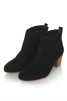 AIMEE Pull On Boots - Topshop