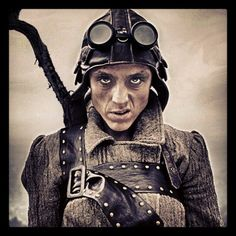 davidmeister:    #steampunk #post #apocalyptic