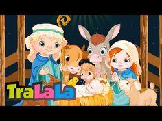 Astăzi s-a născut Hristos - Colinde de iarnă pentru copii | TraLaLa - YouTube