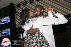 Manuel Dos Santos & Flavie Merise  Semba Show a Cape Town Festival