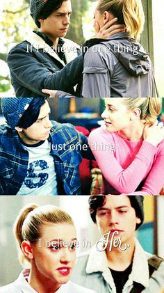 Love bughead they are each others world's. Riverdale Quotes, Riverdale Funny, Bughead Riverdale, Riverdale Betty And Jughead, Petsch, Doctor Who, Riverdale Netflix, Archie Comics Riverdale, Lili Reinhart And Cole Sprouse