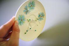 Scavenger Hunt: DIY Magnetic Pin Plate