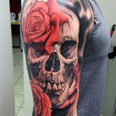 Tattoo by Gabriel Sven Hass