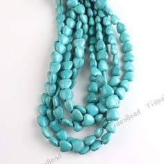 82pcs-Fashion-Heart-Shape-font-b-Blue-b-font-Natural-Turquoise-Stone-Loose-font-b-Beads.jpg (500×500)
