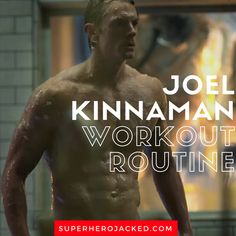 Joel Kinnaman Workout Routine and Diet Plan: Suicide Squad's Rick Flag, The Killing, and Altered Carbon – Superhero Jacked Celebrity Diets, Celebrity Workout, Altered Carbon, Joel Kinnaman, Jump Rope Workout, Martial Arts Training, Back And Biceps, Gym Body, Routine
