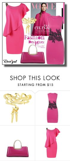"""""""// RoseGal Contest //"""" by nura-akane ❤ liked on Polyvore featuring Masquerade"""