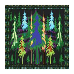 Shop our unique selection of Forest wedding gifts, invitations, favors and so much more! Artist Wall, Green Environment, Framed Prints, Canvas Prints, Forest Wedding, Flower Fashion, Wrapped Canvas, Abstract Art, Fine Art