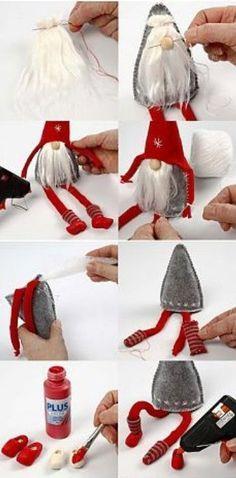 Дед Мороз, а может Санта Клаус...:)).