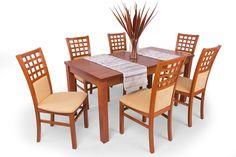 Kármen étkező Berta asztallal - az eredeti - Dining Chairs, Dining Table, Outdoor Furniture Sets, Outdoor Decor, Home Decor, Decoration Home, Room Decor, Dinner Table, Dining Chair