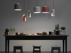 Lampada a sospensione in ceramica FUSE By Ex.t design NOTE Design Studio Decor, Glass Pendant Light, Lamp Design, Lamp, Pendant Lamp, Interior Design Trends, Plug In Pendant Light, Trending Decor, Note Design Studio