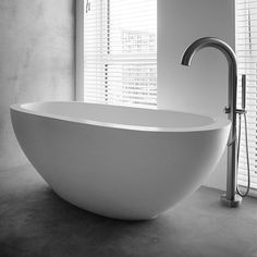 A true beauty. The Moloko bathtub's elegant and eye-catching design will bring out the best of any bathroom. Make a statement. The Moloko bath is suitable for two people. True Beauty, Basin, Bathtubs, Bathrooms, Eye, Elegant, Luxury, People, Products