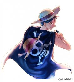 Monkey D. Luffy More