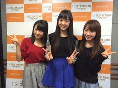 ラジオの1日!石田亜佑美|モーニング娘。'14 天気組オフィシャルブログ Powered by Ameba