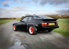 1981 Porsche 924 Carrera GT - Silverstone Auctions