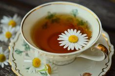 Chamomile tea is a popular herbal tea known for plenty of health and beauty benefits. In this article, we'll discuss beauty benefits of Chamomile Tea. Herbal Remedies, Home Remedies, Natural Remedies, Weight Loss Tea, Chamomile Tea Benefits, Chamomile Oil, Roman Chamomile, Health And Fitness, Apple Cider Vinegar Toner