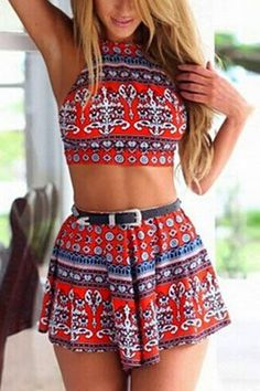 She's So Chic! Beautiful Finds From Around The Web! : Rompers, Dresses, and Outfits for Summer!