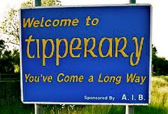 Tipperary welcome sign. I must get back to Ireland and walk in this place where my ancestors walked. Images Of Ireland, Love Ireland, Dublin Ireland, Ireland Travel, Find My Ancestors, Canadian Identity, Country Holidays, Irish Eyes Are Smiling, Irish Landscape