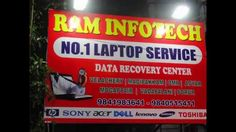 RAM Infotech No.1 Laptop Service center in velachery chennai