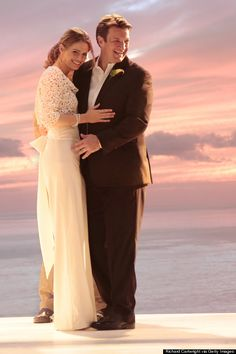 Castle  ABC Kate wears a pantsuit for sunset ceremony . LOVE IT!!!!!!!!!!!!!!!!!!!