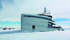 SeaXplorer By DAMEN Will Get You To Antarctica In Style