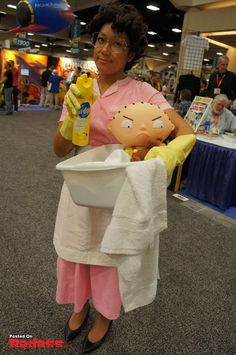 Family Guy costume CONSUELA ahahahahahaha I just died  sc 1 st  Pinterest & 27 best Guy costumes images on Pinterest | Carnivals Costumes and ...