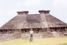 El Tajín was named a World Heritage site in 1992, due to its cultural importance and its architecture.[3] This architecture includes the use of decorative niches and cement in forms unknown in the rest of Mesoamerica.[4] Its best-known monument is the Pyramid of the Niches, but other important monuments include the Arroyo Group, the North and South Ballcourts and the palaces of Tajín Chico