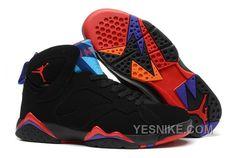 sports shoes 1bdae 18141 Spain Nike Air Jordan Vii 7 Retro Mens Shoes Black Black Mago Red New from  Reliable Big Discount! Spain Nike Air Jordan Vii 7 Retro Mens Shoes Black  Black ...