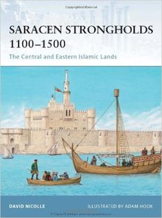 Saracen Strongholds 1100-1500: The Central and Eastern Islamic Lands (Fortress): David Nicolle, Adam Hook: 9781846033759: Amazon.com: Books