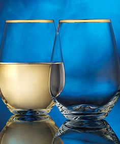 Take a look at this Home Essentials and Beyond 20-Oz. Stemless Wine Glass - Set of Four today!