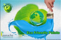 Panache GreenTech Solutions Pvtl Ltd. Offers the quality eco friendly paints which are having low volume of chemicals usage and prepared with organic way. Call us Today! 99251 88046 Or Email : info@panachegreen.com Visit at : http://www.panachegreen.com