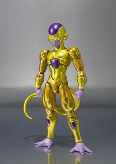 Dragonball Z - Golden Frieza S.H. Figuarts