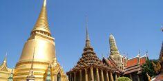 叮叮看世界 | 【泰國】曼谷自由行-大皇宮.玉佛寺.臥佛寺 寺院巡禮 Day2