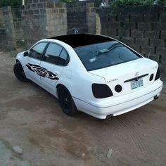 ################## Pimped Out 00/2001 LEXUS GS300..PRICE 1.150m Asking - Autos…