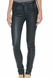 Mih Leather Jeans