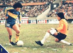 Boca Juniors - Diego Armando Maradona #calcio #sport #storia