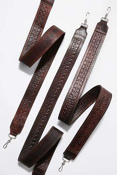 Hiptipico Lexi Tooled Leather Camera Strap Leather Camera Strap c5a5708d39