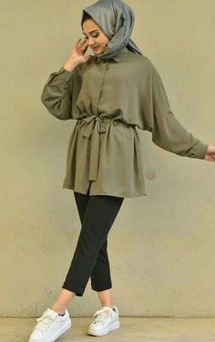 Muslim Fashion 619878336198567067 - Source by Hijab Fashion Summer, Modest Fashion Hijab, Modern Hijab Fashion, Muslim Women Fashion, Pakistani Fashion Casual, Hijab Fashion Inspiration, Islamic Fashion, Fashion Fashion, Fashion Outfits