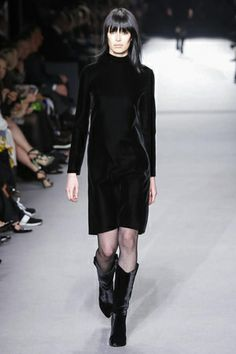 Tom Ford Ready To Wear Fall Winter 2014 London - NOWFASHION