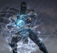 Sub Zero - Mortal Kombat