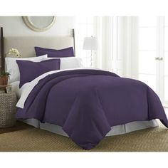 Shop for Becky Cameron Hotel Quality 3-piece Duvet Cover Set. Free Shipping on orders over $45 at Overstock.com - Your Online Fashion Bedding Outlet Store! Get 5% in rewards with Club O!